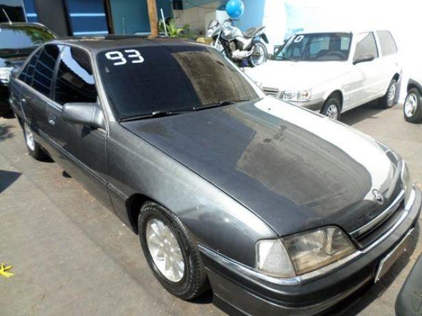 ca5dabc91bd OMEGA Cinza 1993. Chevrolet Omega Presidente Prudente 9 Carros Usados em